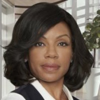 Mrs. P played by Wendy Raquel Robinson