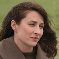 Amanda Kendall played by Morven Christie