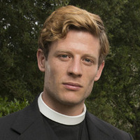 Sidney Chambers played by James Norton