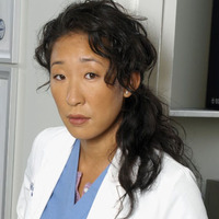 Dr. Cristina Yang played by Sandra Oh