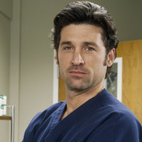 Dr. Derek Shepherd played by Patrick Dempsey Image