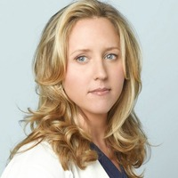 Dr. Erica Hahn played by Brooke Smith