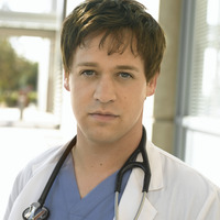 Dr. George O'Malley played by T.R. Knight