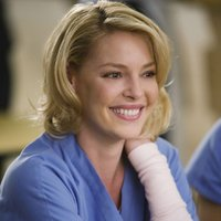 Dr. Isabel 'Izzie' Stevens played by Katherine Heigl