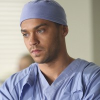 Dr. Jackson Avery played by Jesse Williams