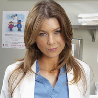 Dr. Meredith Grey played by Ellen Pompeo Image