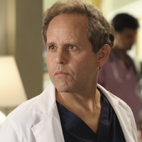Dr. Robert Stark played by Peter MacNicol