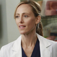 Dr. Teddy Altman played by Kim Raver