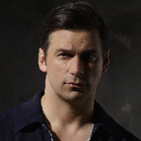 Detective Sergeant Alex Bruno played by Cristian Solimeno