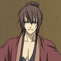 Okita Sōji played by