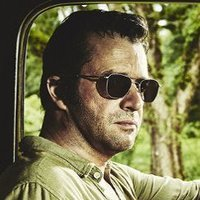 Hap Collins played by James Purefoy