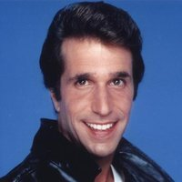 Arthur 'Fonzie' Fonzarelli Happy Days
