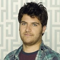 Max played by Adam Pally