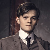 Bill Harleyplayed by Robert Aramayo