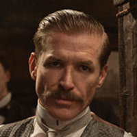 George Hendeeplayed by Philip Brodie