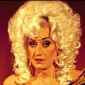 Lily Savage played by Paul O'Grady