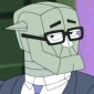 Stan Freezoid Harvey Birdman, Attorney at Law