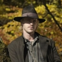 William 'Cap' Hatfield played by Boyd Holbrook
