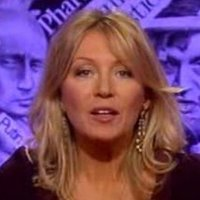 Herself - Guest Presenter played by Kirsty Young