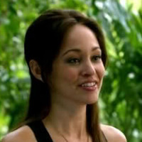 Dr. Gabrielle Asano played by Autumn Reeser