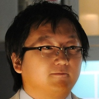 Dr. Max Bergman played by Masi Oka