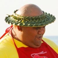 Kamekona played by Taylor Wily