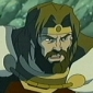 King Randor played by Michael Donovan