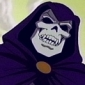 Skeletor played by Brian Dobson