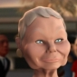 Judi Dench Headcases (UK)