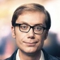 Stephen played by Stephen Merchant Image