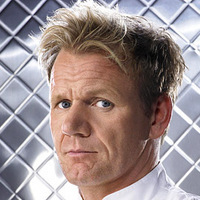 Gordon Ramsay - Head Chef played by Gordon Ramsay