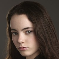 Christina played by Freya Tingley