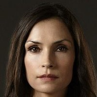 Olivia Godfrey played by Famke Janssen