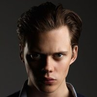 Roman Godfrey played by Bill Skarsgård