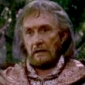 Zeus played by Roy Dotrice