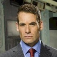 Nathan Petrelli played by Adrian Pasdar