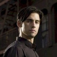 Peter Petrelli played by Milo Ventimiglia