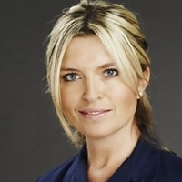 Chrissie Williams played by Tina Hobley