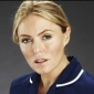 Faye Morton played by Patsy Kensit