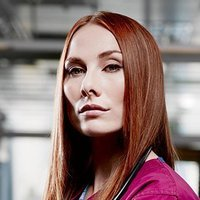 Jac Naylor played by Rosie Marcel