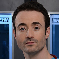 Raf Di Lucca played by Joe McFadden