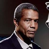 Ric Griffin played by Hugh Quarshie