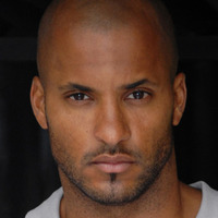 Calvin Valentine played by Ricky Whittle