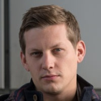 John-Paul McQueen played by James Sutton