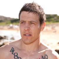 Darryl 'Brax' Braxton played by Stephen Peacocke