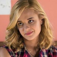 Olivia Fraser Richards played by Raechelle Banno