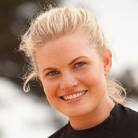 Ricky Sharpe played by Bonnie Sveen