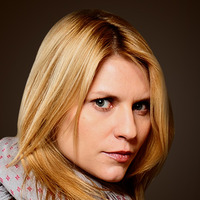 Carrie Mathison played by Claire Danes