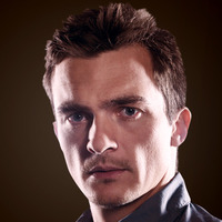 Peter Quinn played by Rupert Friend