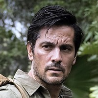 Hooten played by Michael Landes Image